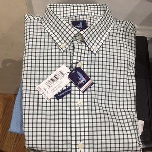 New Johnnie-O, Button-Down front & Collar Shirt